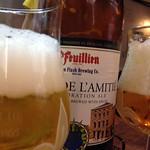 ベルギービール大好き! ビエール ドゥ ラミティエ Bie're de L'amitie