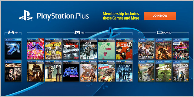 PlayStation Plus - 12-17-2013