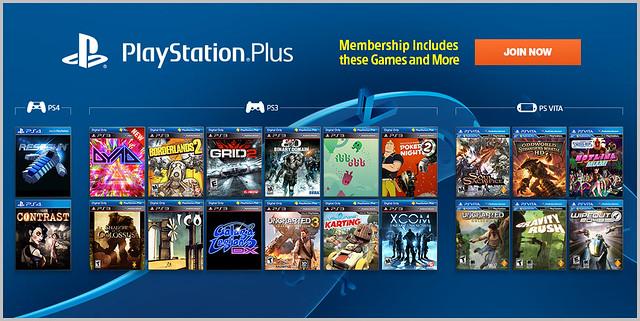 PlayStation Plus - 12-17-2013