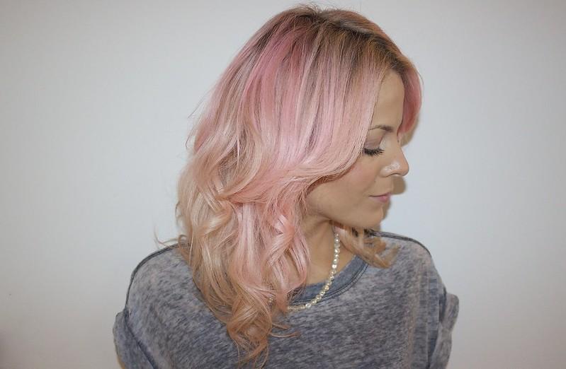 Bleach London Ros Super Cool Colour Hair Dye Milly Naomi
