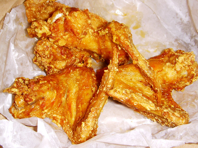 Chinese Restaurant Fried Chicken Wing Recipe