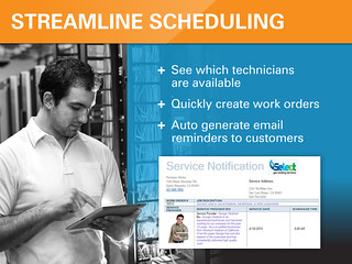 Service Manager Plus - Streamline Scheduling