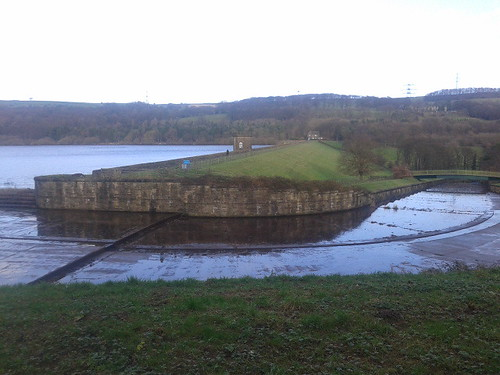 Underbank Reservoir Stocksbridge Sheffield Yorkshire