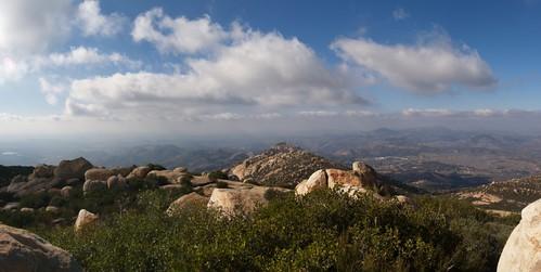 panorama hiking elcapitanpreserve elcajonmountain elcajonmountaintrail
