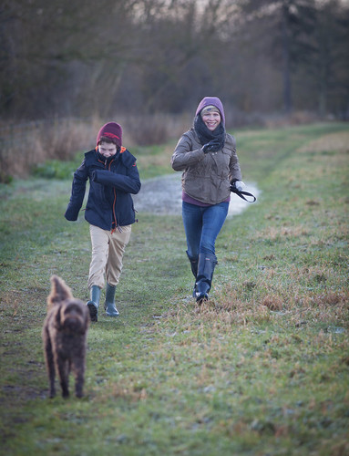 Christmas Day Walk