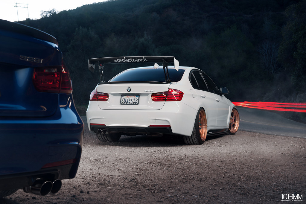 BMW 328I Gt >> OFFICIAL Slammed/Stanced (F30/F32) Thread - Page 8