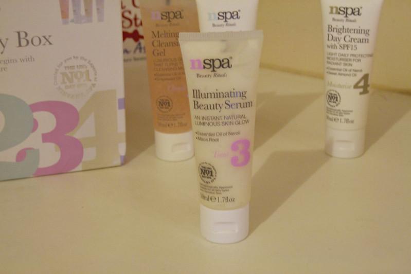 nspa Illuminating Beauty Serum