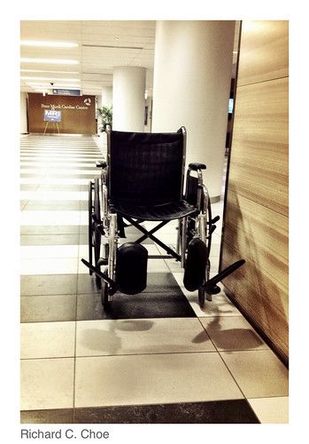Wheel Chair (2014, 1.18) by rchoephoto