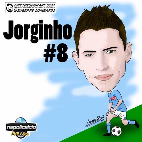 Jorginho #8 by Giuseppe Lombardi
