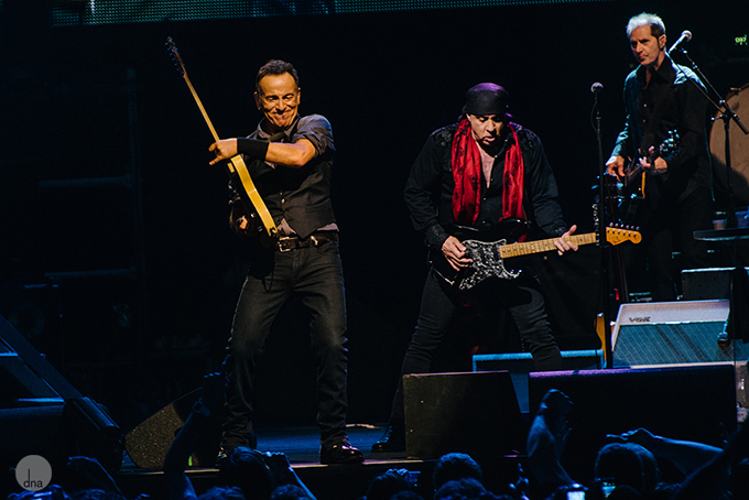 Bruce Springsteen concert Velodrome Bellville Cape Town 26 January 2014 shot by Desmond Louw dna photographers 22