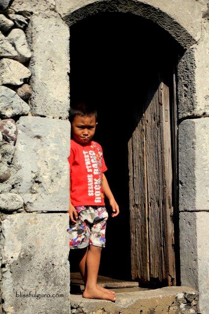 Stone House Of Dakay Batanes
