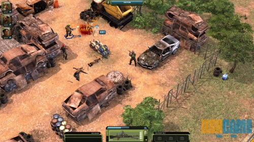 Jagged Alliance Online gameplay 1
