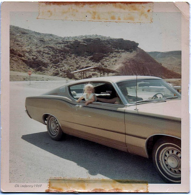 Somewhere in Nevada 1969
