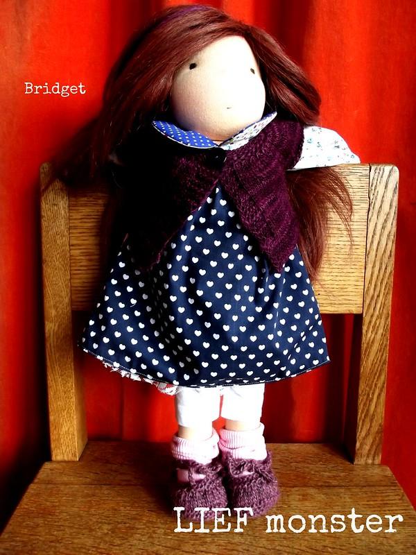 Deposit for a Surprise custom spot for an 19 inch LIEF monster doll
