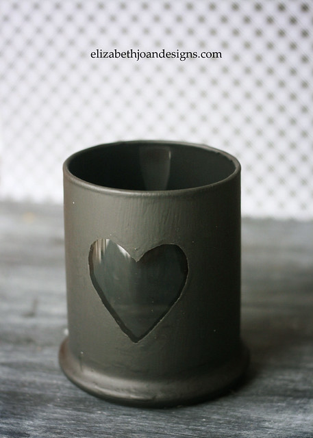 Heart Candle Holder 7