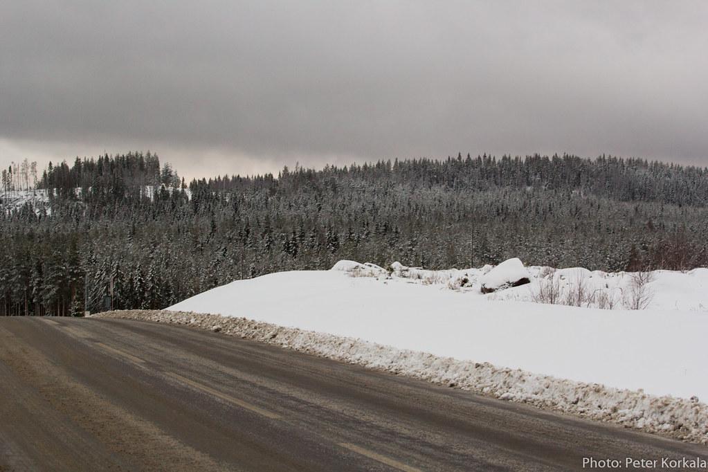 R50 utanför Svabensverk