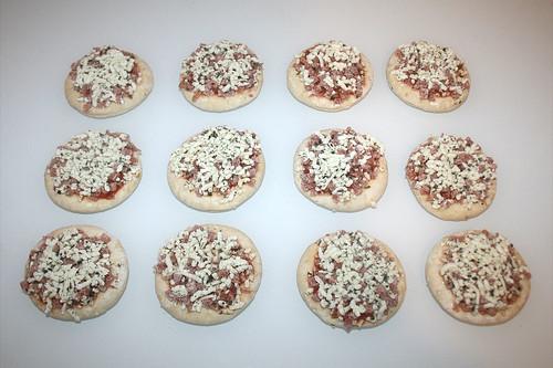 04 - Mamma Gina Mini Steinofen Pizza - ausgepackt / unwrapped