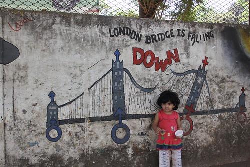 London Bridge Is Falling Down by firoze shakir photographerno1