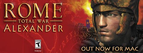 Rome: Total War Alexander for Mac