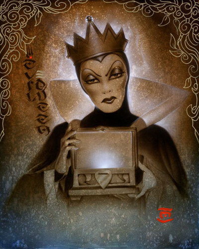 Art of the evil queen