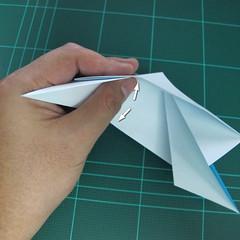 การพับกระดาษเป็นรูปตัวเม่นแคระ (Origami Hedgehog) 021