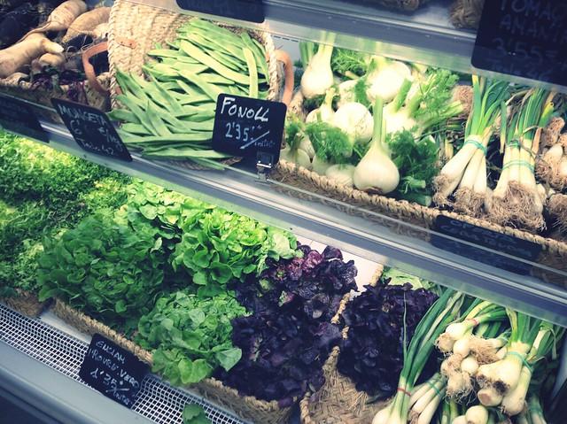 OBBIO comida ecológica barcelona