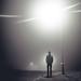 A Man In Fog by Ben K Adams