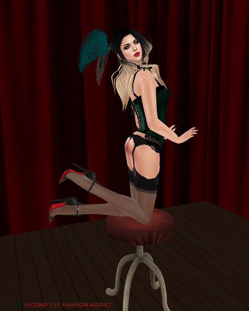 Second Life Fashion Addict - Ketsy [Blog Re-Edits]