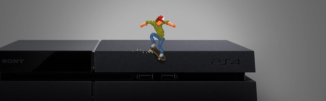 OlliOlli on PS4
