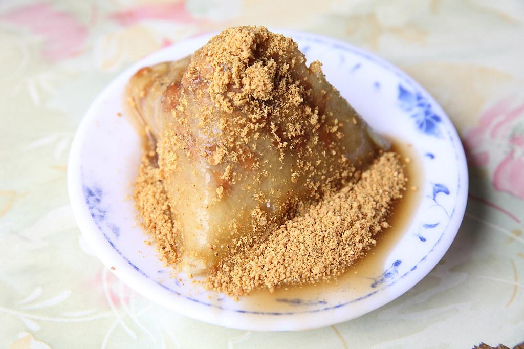 20140310台南-老店菜粽 (7)