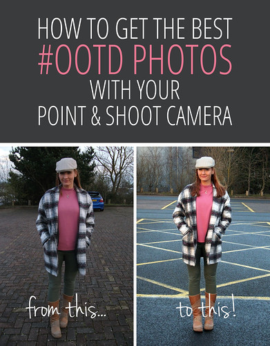 How to Get the Best Outfit Photos With Your Point and Shoot Camera
