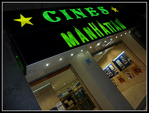 Seminci - Cines Manhattan