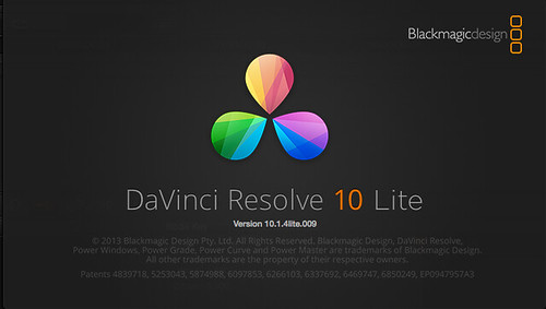DAVINCI 10.1.4