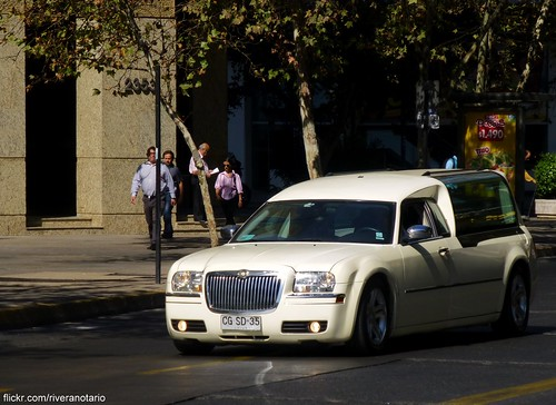 Chrysler 300 Hearse - Santiago, Chile