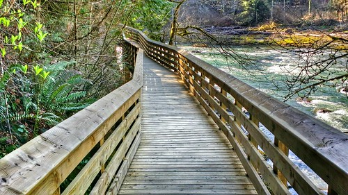 Snoqualmie Falls Boardwalk