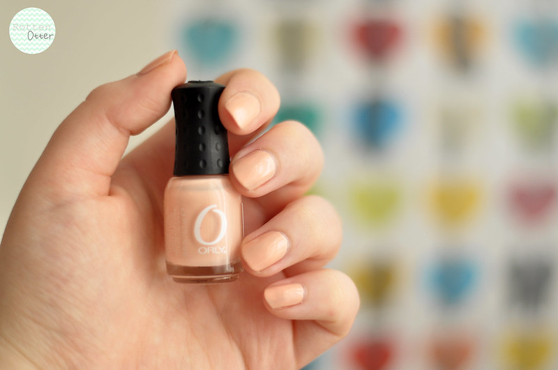 notd orly prelude to a kiss nail polish rottenotter rotten otter blog