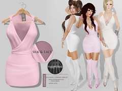 Juliana Spring Dress (Pink)