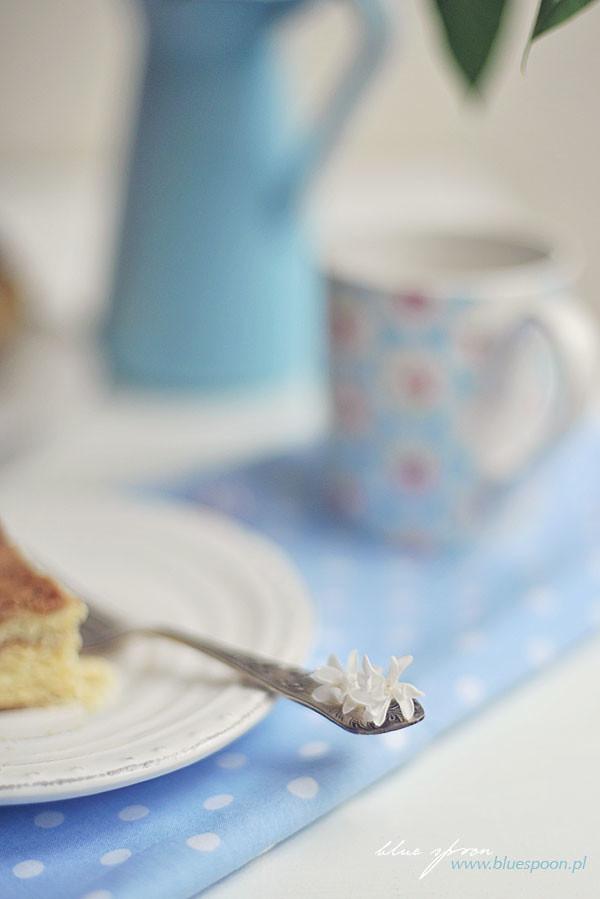 sernik - przepis blue spoon