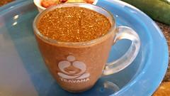 Carob Chia Cup