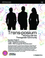 transposium social work