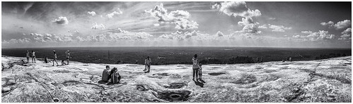 atlanta georgia atlantaskyline stonemountain stonemountaingeorgia richardcawood flickraward viewsofatlanta iphoneography richardcawoodiphoneography