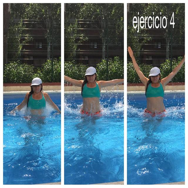 Correr y fitness cuatro ejercicios para ponerte en forma for Hacemos piscinas