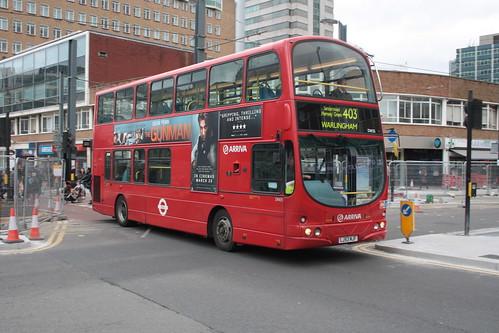 Arriva London South DW35 LJ53NJF