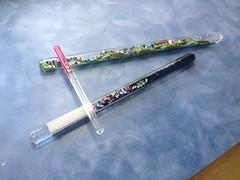 Glitter wand 1