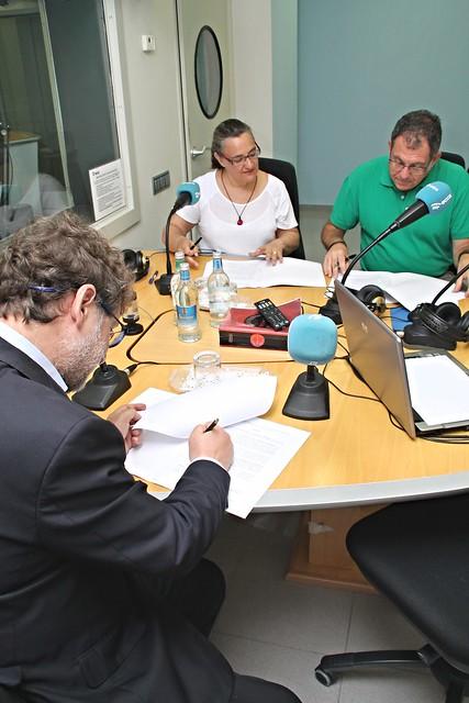 CONVENIO DE COLABORACIÓN DE RADIO ECCA Y EQUILIBRIUM TEAM