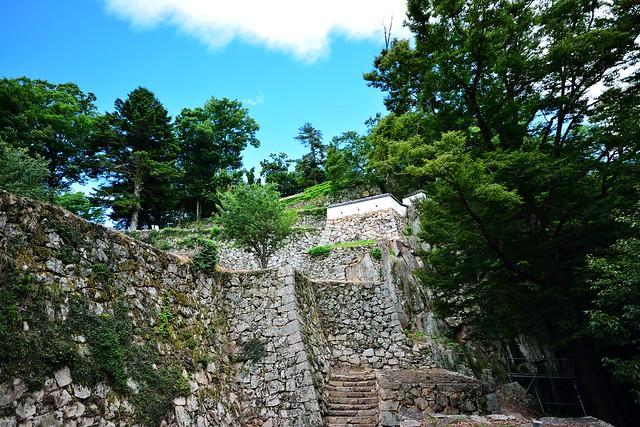 Bitchu Matsuyama castle 4