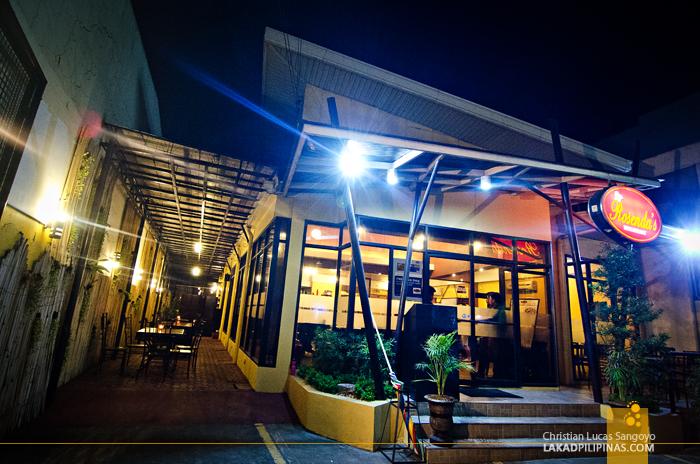 Rosenda's Cabanatuan Facade