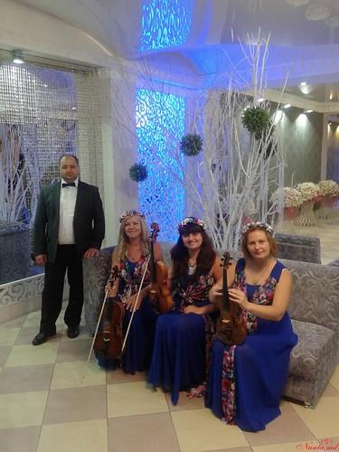 """Квартет """"Creativ"""" - превосходное звучание вашей свадьбы и любого торжества!"""