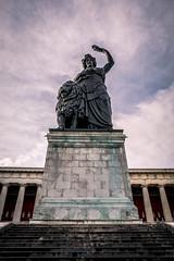 Statue...