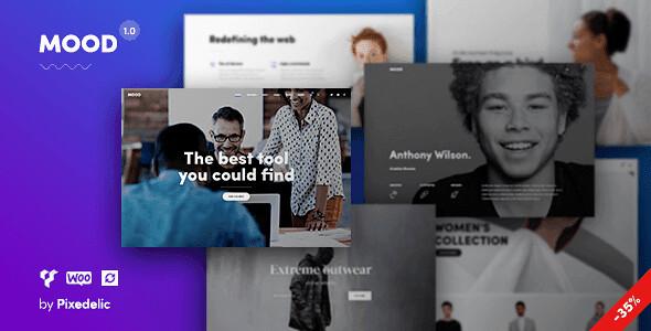 MOOD WordPress Theme free download